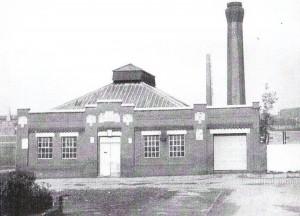 Bann Street Washhouse Stockport