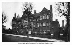 Grove Lane Baths