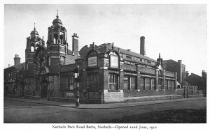 Nechells Park Road Baths