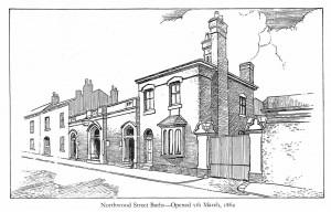 Northwood Street Baths Sketch