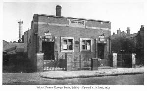 Saltley Norton Cottage Baths