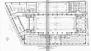 Seymore Place Public Baths Plan