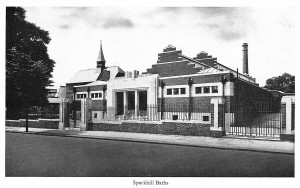 Sparkhill Baths