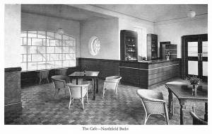 The Cafe Northfield Baths