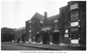 Woodstock Street Baths