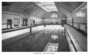 Northfield Baths Large Pool