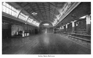 Saltley Baths Ballroom