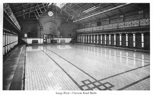 Victoria Road Baths Large Pool